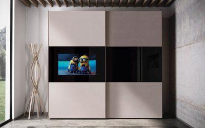 ארון טלוויזיה עץ